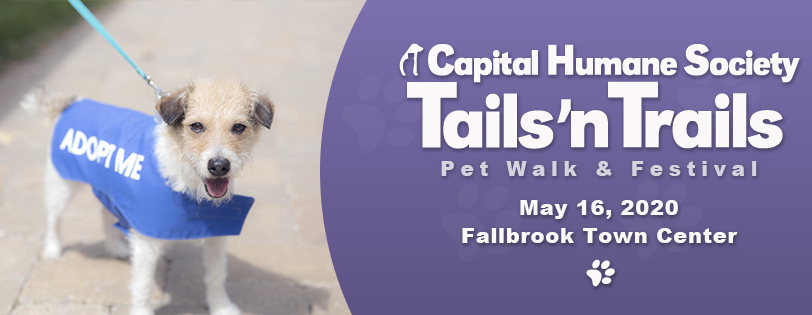 2020 Tails 'N Trails Pet Walk & Festival
